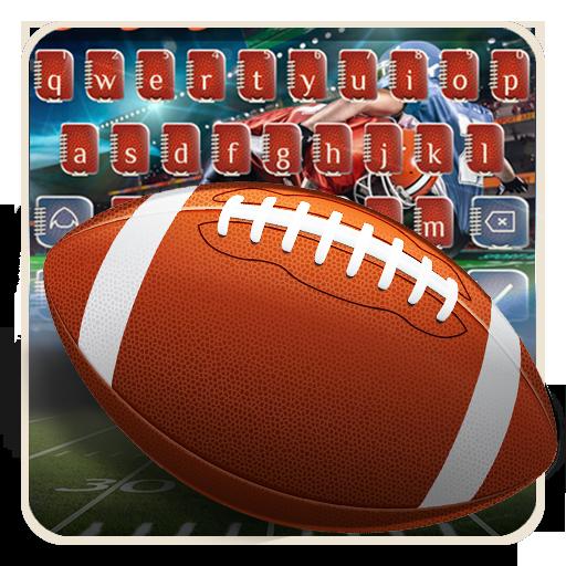 Baixar Teclado de Futebol americano Grassland para Android