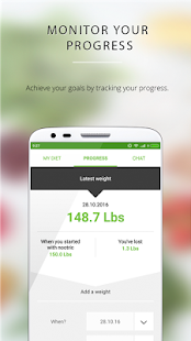nootric - Weight loss plans and nutrition- screenshot thumbnail