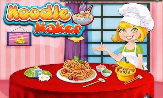 Noodle Maker – Cooking Game screenshot 03