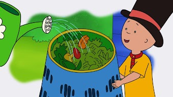 Caillou Can Compost/Caillou's Tree/Caillou Saves Water