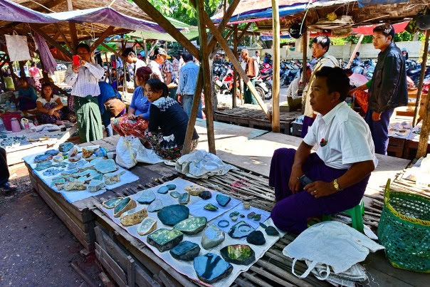 Jade Market