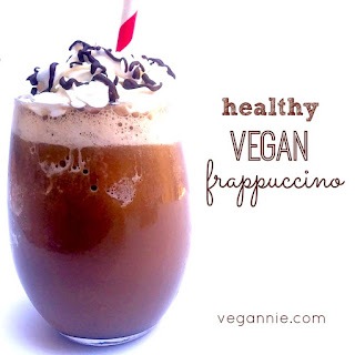 Healthy Vegan Frappuccino