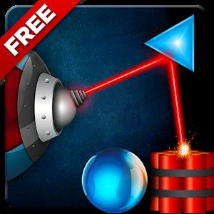 LASERBREAK - Original & Best Physics Puzzle Game