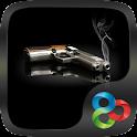 Gun Weapon GO Launcher Theme icon