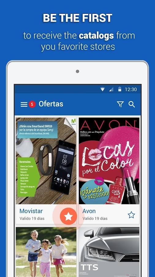 Ofertia – Deals & Stores- screenshot