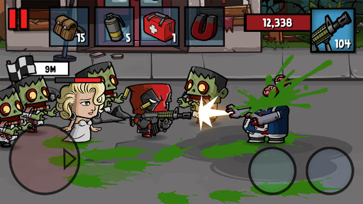 Zombie Age 3: Shooting Walking Zombie: Dead City 1.6.8 screenshots 7