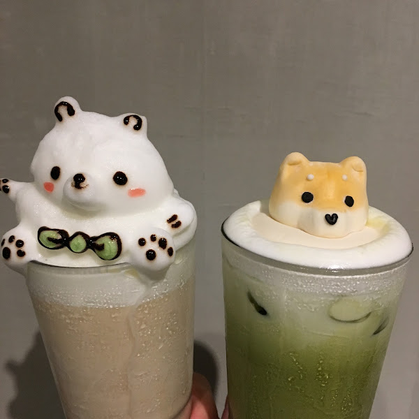 Good Partner好夥伴咖啡 巨蛋店-夏天清涼好滋味,7PUPU雪冰強烈來襲
