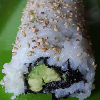 Sushi Rice.