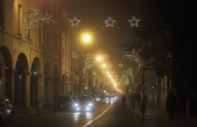 Nebbia in città di roberto_rusticali