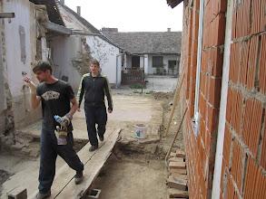 Photo: Práce v Beli Manaster (po tom)