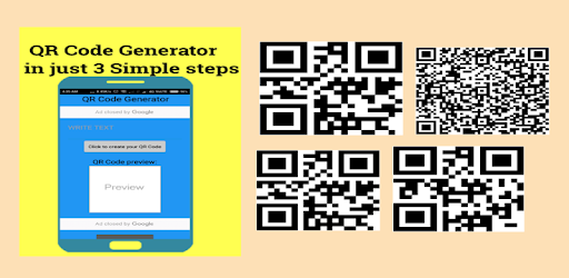 QR+Barcode scanner and generator android app on Windows PC Download