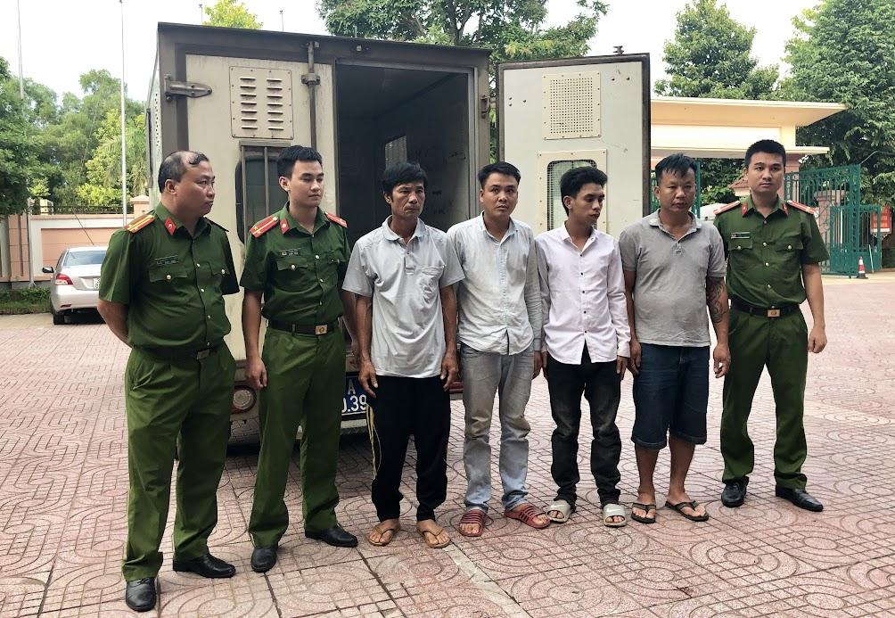 Phòng Cảnh sát Hình sự truy bắt thành công các đối tượng truy nã lẩn trốn ở phía Nam và Tây Nguyên