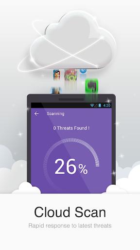 Antivirus Free-Mobile Security