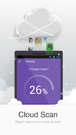 Antivirus Free-Mobile Security Screenshot 4