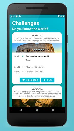 GeoQuiz Challenge screenshot 5