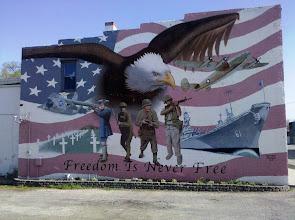 Photo: Freedom is never free - Cambridge, IA