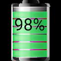 Battery Widget % Level Indicator Free icon