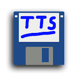 TTS to File Icon