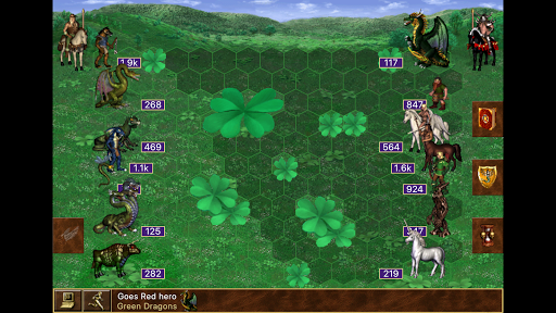Heroes online battles. Magic and might 3 apktram screenshots 1