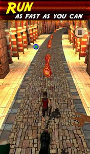 Subway Run Castle Surfers screenshot 16