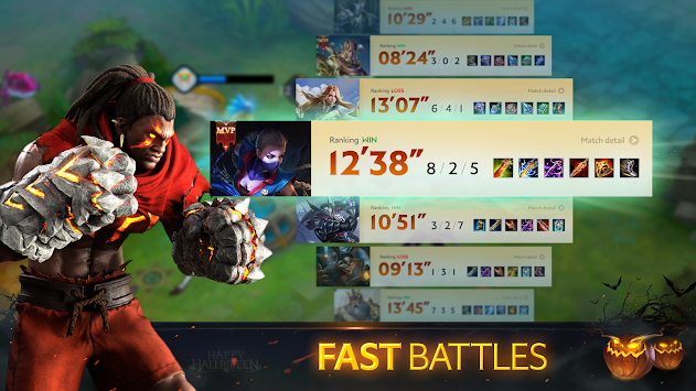 Strike Of Kings:5v5 Arena Game APK screenshot thumbnail 5