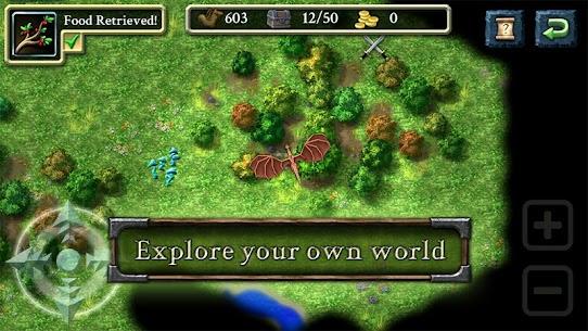 DragonOverseer: Online RPG 1.6.60 [Mod + APK] Android 2