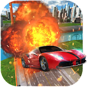 Download Crazy Car Race-Save City APK to PC