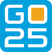 Go25 Mathematics Number Puzzle