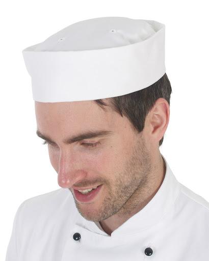 Dennys Chef Skull Cap