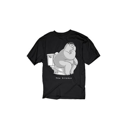 T-Shirt - The Stinker