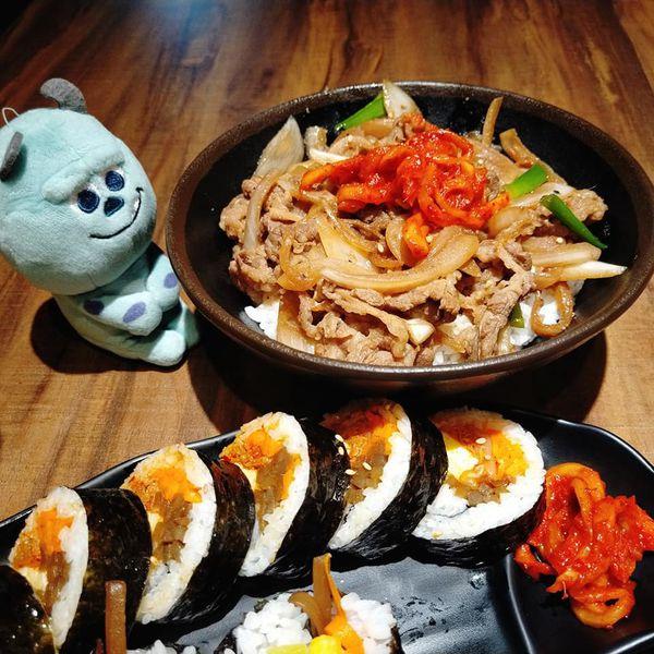 新平洞 - 韓式小吃。炎炎夏日的好選擇 I 中正區美食 東門捷運2號出口