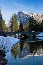 Photo: Stoneman Bridge Winter View - Yosemite National Park To start the year off I couldn't resist sharing this photo.There is something about snow that speaks to a fresh start. Happy New Year!