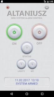 Controller GSM - náhled