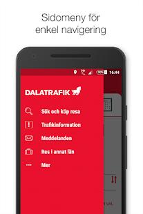 Dalatrafik - náhled