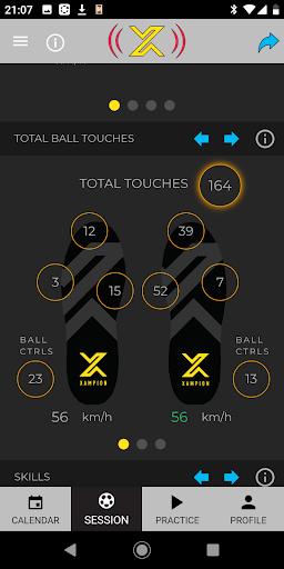 Xampion Training Assistant screenshots 3