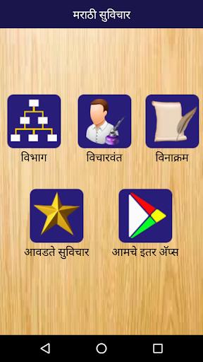 Marathi Suvichar | u0938u0941u0935u093fu091au093eu0930 1.29 gameplay | AndroidFC 2