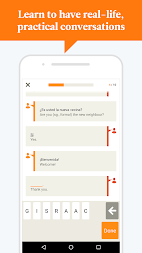 Babbel – Learn Languages APK screenshot thumbnail 1