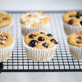 20 Minute Blender Muffins