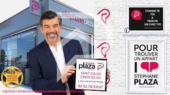 parking à Saint-Gilles-Croix-de-Vie (85)