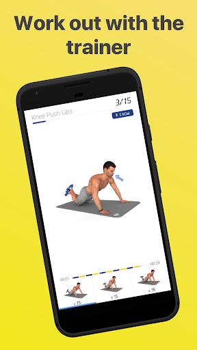 Chest workout plan  screenshots 4