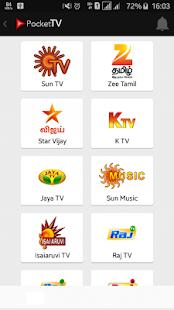 Pocket TV - Your Portable Live TV App - náhled
