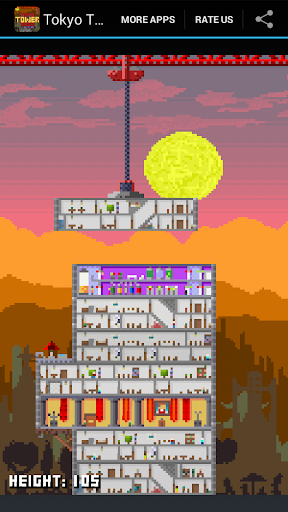 無料休闲Appの東京タワー市ビルダー 記事Game