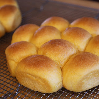 Soft and Buttery Sweet Potato Dinner Rolls (Wendy Goodfriend).