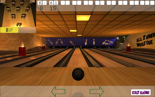 10 Zombie Bowling screenshots 15