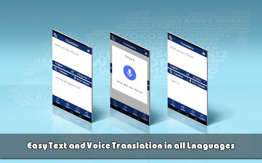All Languages Translator screenshot 5
