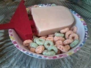 Cereal Milk Pops