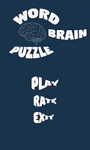 Word Brain Puzzle - náhled
