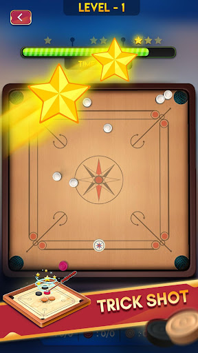 Carrom Kingu2122 - Best Online Carrom Board Pool Game 2.9.0.55 screenshots 6
