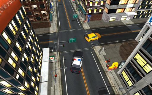 Police Chase Simulator 2016