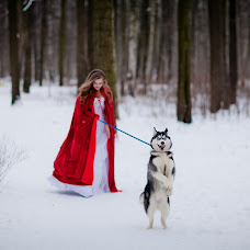 Wedding photographer Andrey Konovalov (weddingrus). Photo of 01.02.2015